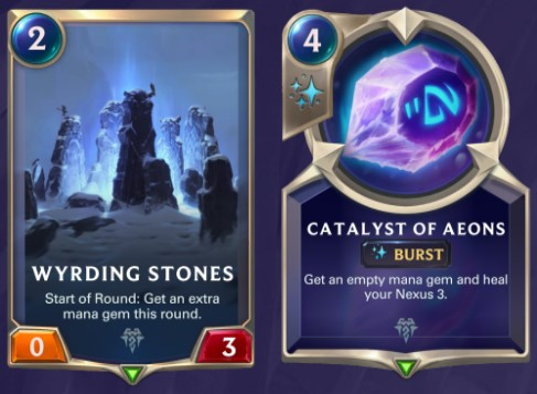 Legends of Runeterra: Overview of 6 areas in the game - Champions & Play (Part 1) 8