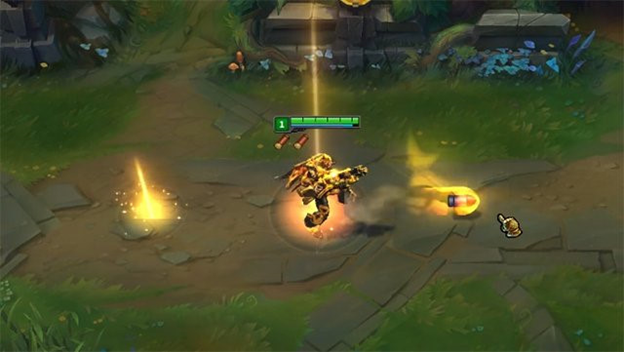 League of Legends Wild Rift: Reveals many new details about Champions, Spell, Runes Reforged... 4