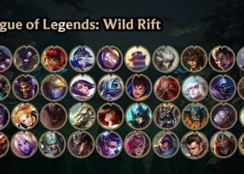 League of Legends Wild Rift: Reveals many new details about Champions, Spell, Runes Reforged... 10
