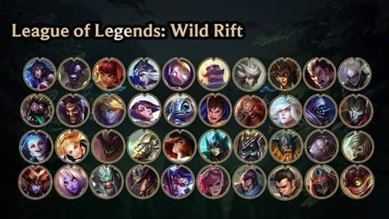 League of Legends Wild Rift: Reveals many new details about Champions, Spell, Runes Reforged... 1