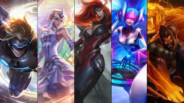 League of Legends: League of Legends is about to reach the 1000 skins mark 2
