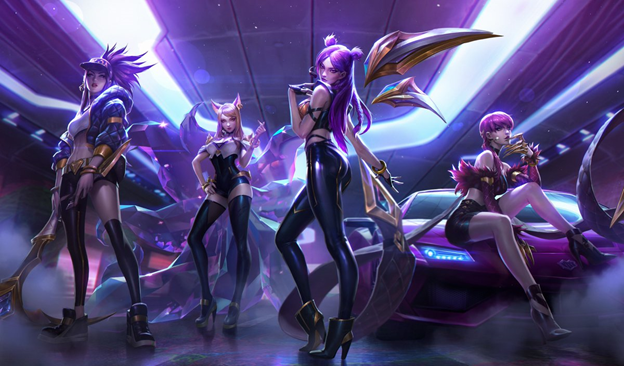 League of Legends: League of Legends is about to reach the 1000 skins mark 3