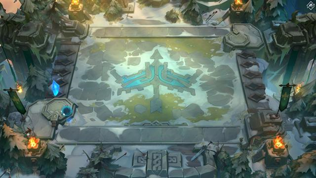 Teamfight Tactics: A lot of new Arenas have been added and are expected to appear in version 9.22 2