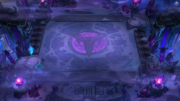 Teamfight Tactics: A lot of new Arenas have been added and are expected to appear in version 9.22 4