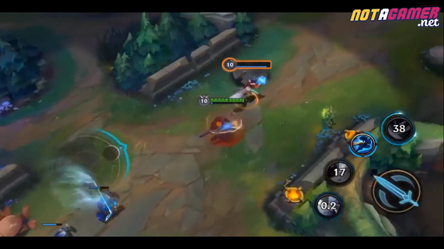 League of Legends Wild Rift: Appears the Gameplay Video of Yasuo very smoothly 2