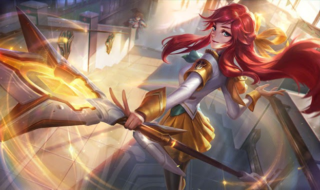 League of Legends: Will this year's Victorious Skin be Lux? 2