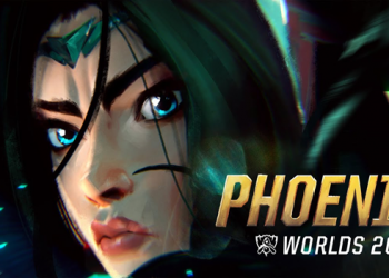 League of Legends: The Meaning of Phoenix - Official theme song of Worlds 2019 4