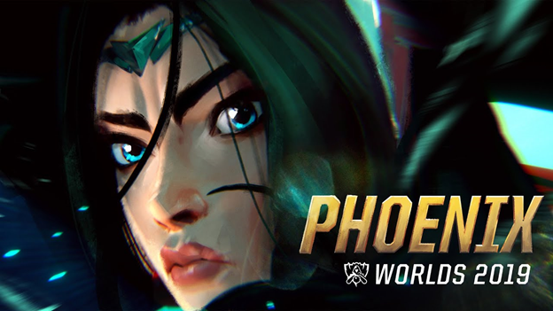 League of Legends: The Meaning of Phoenix - Official theme song of Worlds 2019 1