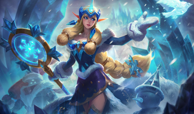 """League of Legends: Many new skins and events """"Night and Dawn"""" 3"""