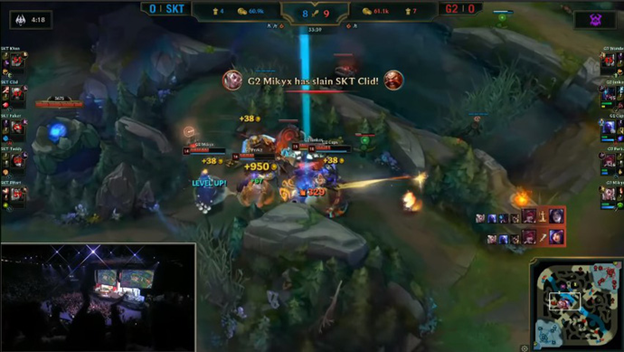 League of Legends: Playing too STUPID, SKT lost to G2 in the Worlds Championship Semifinals 2019 2