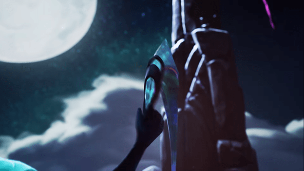 League of Legends: Riot Games officially unveils trailer new champions Aphelios that can transform 5 different weapons 6