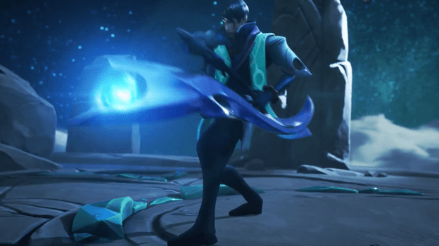 League of Legends: Riot Games officially unveils trailer new champions Aphelios that can transform 5 different weapons 10