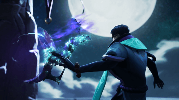 League of Legends: Riot Games officially unveils trailer new champions Aphelios that can transform 5 different weapons 11
