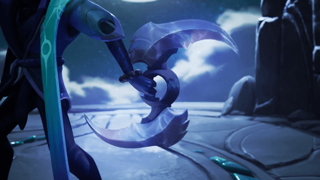 League of Legends: Riot Games officially unveils trailer new champions Aphelios that can transform 5 different weapons 13