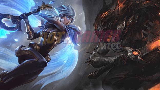 League of Legends: Dawnbringer & Nightbringer Soraka are the daughters of Nightbringer Yasuo and Dawnbringer Riven 2