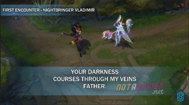 League of Legends: Dawnbringer & Nightbringer Soraka are the daughters of Nightbringer Yasuo and Dawnbringer Riven 7