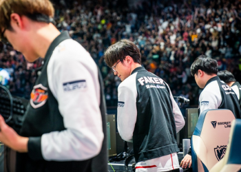 """League of Legends Trash Talk: MSI 2019 - Player of Team G2 Esports claims to crush Faker, and the boss laughs with tears because """"all practice match lose"""" 1"""