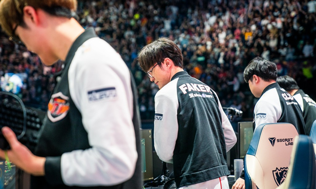 League of Legends: LCK is just a trashy area, what do the community say after the failure of SKT ??? 1
