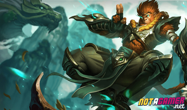 League of Legends: Riot Games announces the rework skill set of Wukong 2