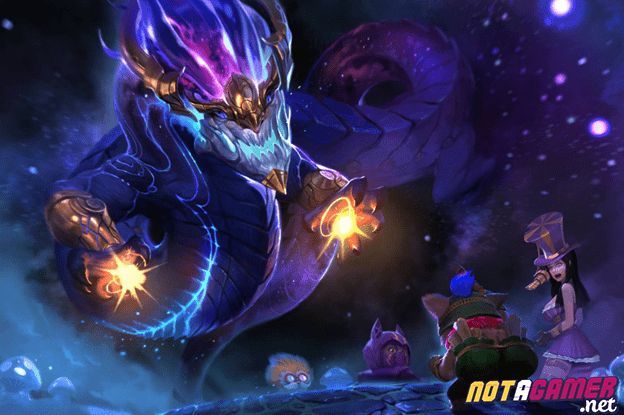 League of Legends: Ryze will return to the old version thanks to Time Stones, Ulti Sion kills the female champions, Aurelion Sol uses 362837 stars ...? 5