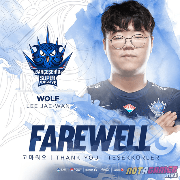 League of Legends: Wolf officially announced his retirement, the story of a legend leaving the glory 4
