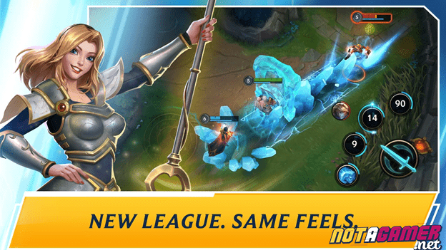 League of Legends Wild Rift: There will be special champions that only appear on LoL Mobile 1