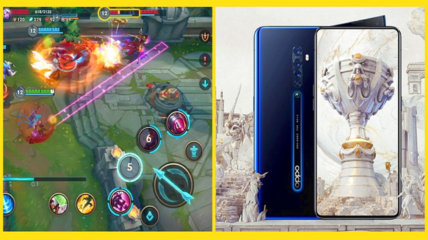 League of Legends Wild Rift : OPPO users will be allowed to experience LoL Wild Rift early 1