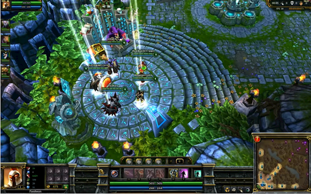 Riot Games: An ancient memory of the day the League of Legends was born 6