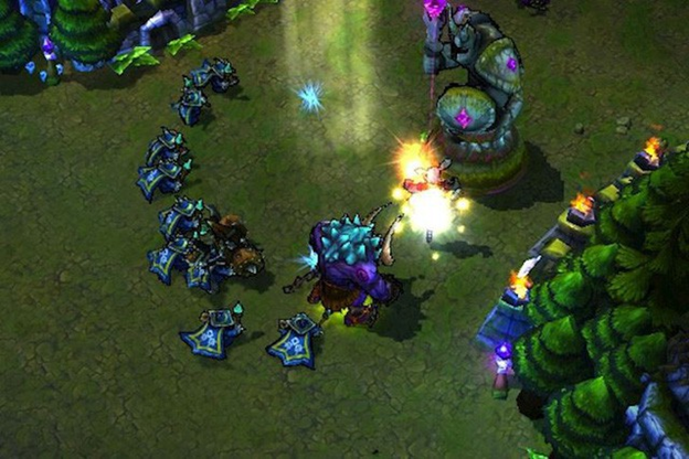 Riot Games: An ancient memory of the day the League of Legends was born 7