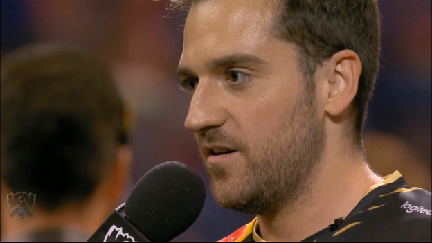League of Legends: G2 Esports boss Ocelote said F*CK after the defeat against FPX 2