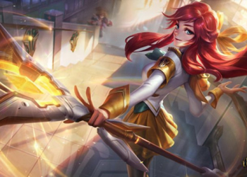 League of Legends: Lux will be editing the effects of the skill set 10