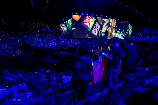 League Of Legends Riot Games Will Host The World Cup League