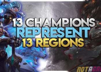13 Champions Represent 13 Regions in League of Legends (Part 1) 2