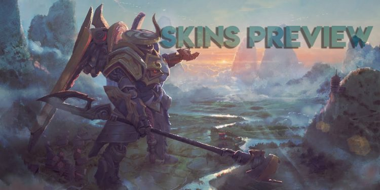 League of Legends: Riot Games needs to quickly releases features skins preview in the Client 1