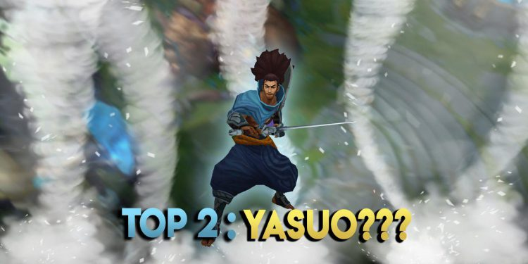 League of Legends: Top 5 AFK champions in LoL - Yasuo ranked 2nd? 1