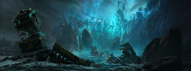 Image result for shadow isles