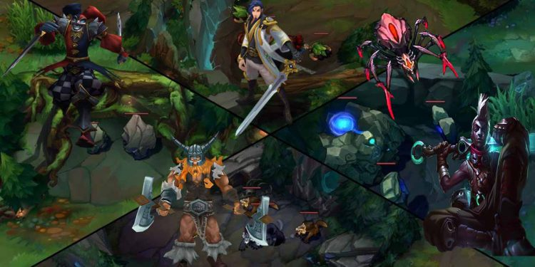 League of Legends: Top 5 most powerful jungle champions Patch 9.24b that you should use 1
