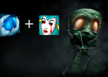 League of Legends: Unique build items style when Gamers just broke up 1
