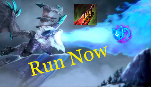 League of Legends: You will be bitten by a Elder Dragon and Aery to death if you buy the Death's Dance 1