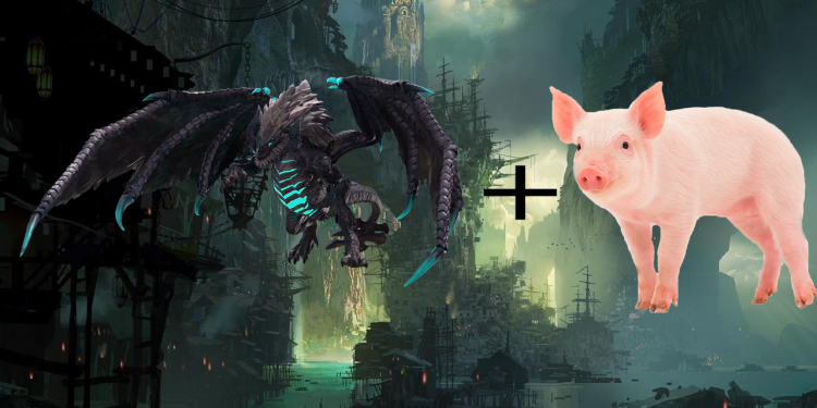 League of Legends: The sounds of the Elder Dragon we often hear turn out to be the sounds of pigs 1