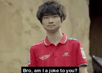 League of Legends: Faker is the most punished person SKT 8