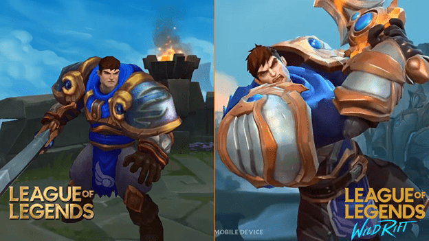 League of Legends Wild Rift: The mobile version of League of Legends is more beautiful than the original 1