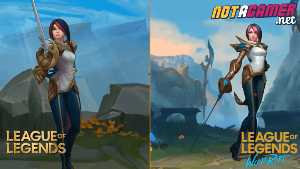 League of Legends Wild Rift: The mobile version of League of Legends is more beautiful than the original 2