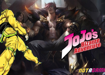 League of Legends: Sett will be voiced by the voice of the character Dio in Jojo Bizzare Adventure 10