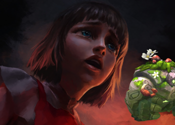 League of Legends: Daisy is Annie's younger sister? 6