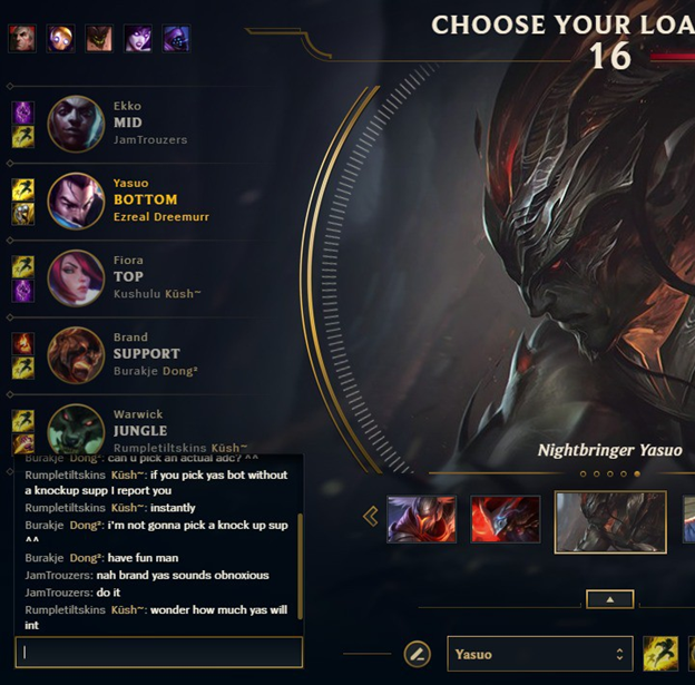 League Of Legends 10 Bans Be Enough For The Current Number Of Champions Not A Gamer