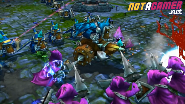 League of Legends: The Mobile version of LoL was introduced over 9 years ago 4