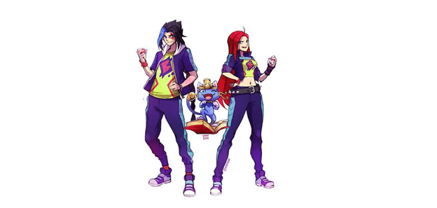 League of Legends: What LoL champions would be like if they joined the Pokemon world 5