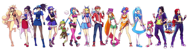 League of Legends: What LoL champions would be like if they joined the Pokemon world 6