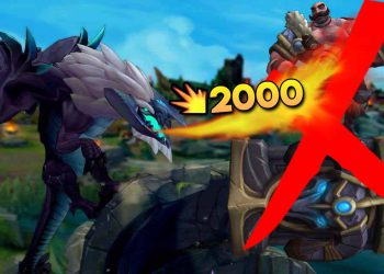"League of Legendss: Elder Dragon execute does 2,500 damage to Braum, bug or ""feature""? 10"
